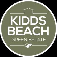 Kidds Beach Green Estate Logo